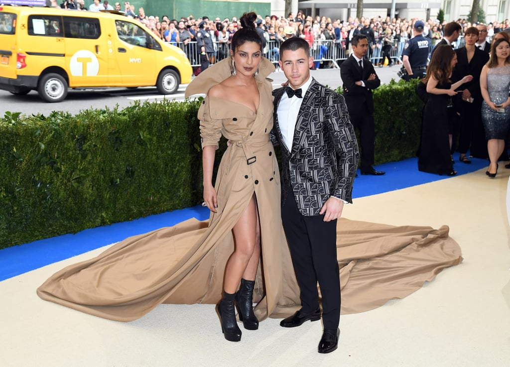 Priyanka and Nick Went to the 2017 Met Gala With Ralph Lauren