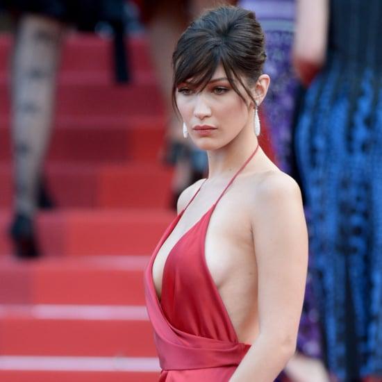 Bella Hadid au Festival de Cannes Mai 2016