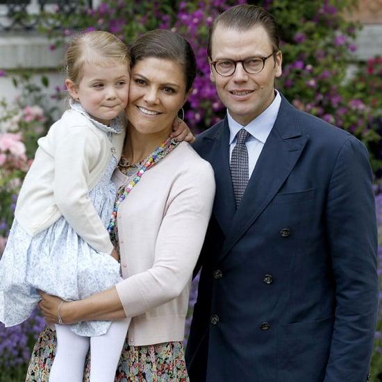 Princess Victoria and Prince Daniel Have Baby Boy