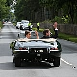Pippa Middleton Wedding Pictures