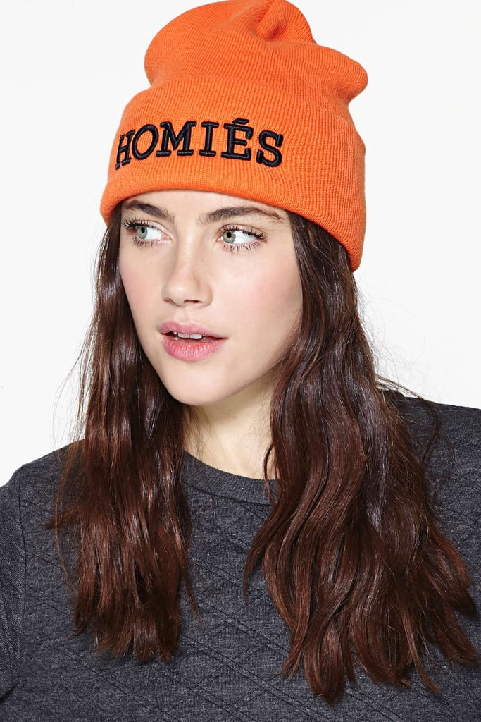 Orange Homies Beanie