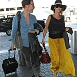 Benedict Cumberbatch and Sophie Hunter Pictures Together