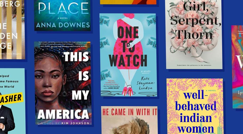 The Best New Books Coming Out in July 2020