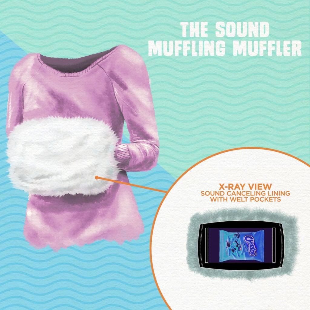 The Sound Muffling Muffler