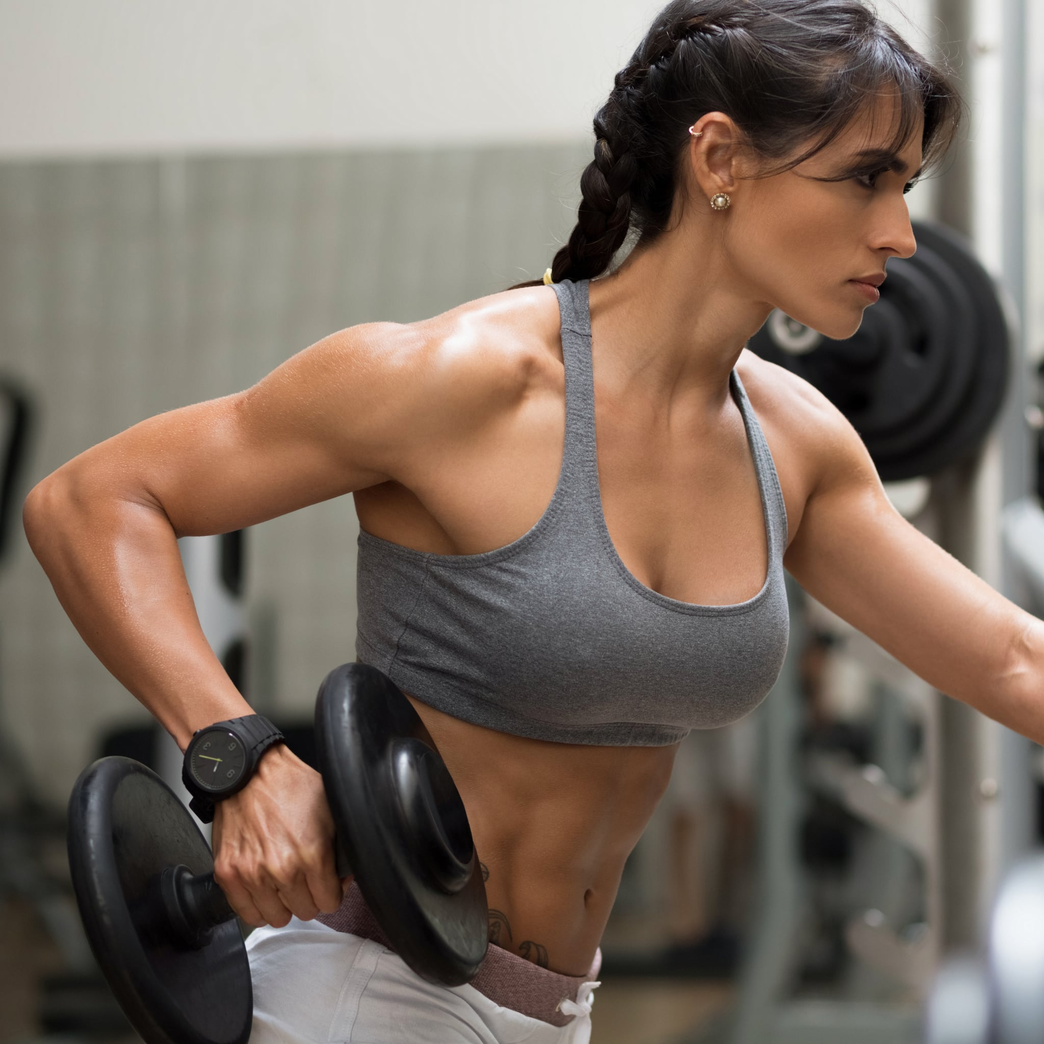 Chest Upper Body Workout For Women