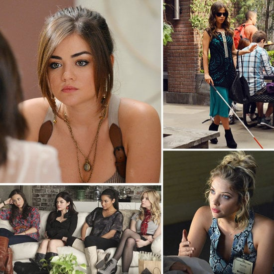 Shop our favorite Pretty Little Liars looks.