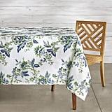 Fairfield Palampore Oilcloth Outdoor Tablecloth, $110