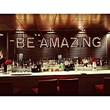 Don't forget to be amazing!
