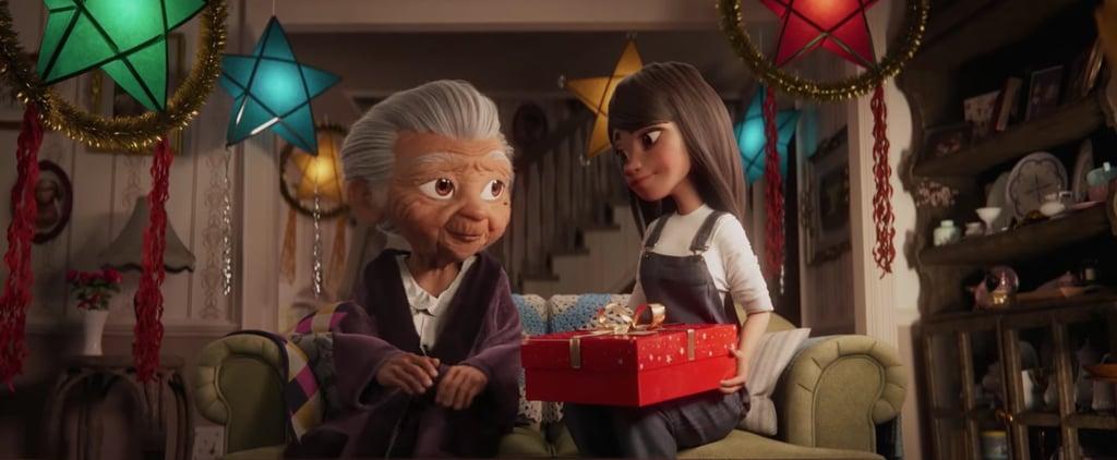 2020 Disney Christmas Ad With Grandma's Plush Mickey | Video