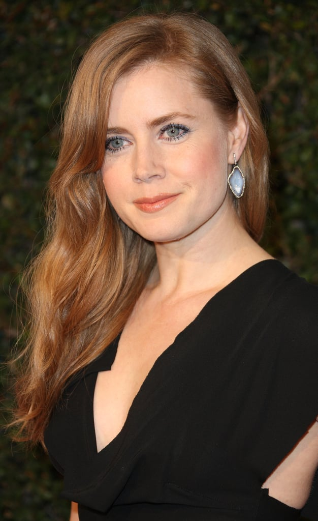 Amy Adams hit the red carpet in LA.