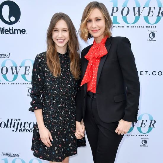 Taissa and Vera Farmiga at Hollywood Reporter Breakfast 2016