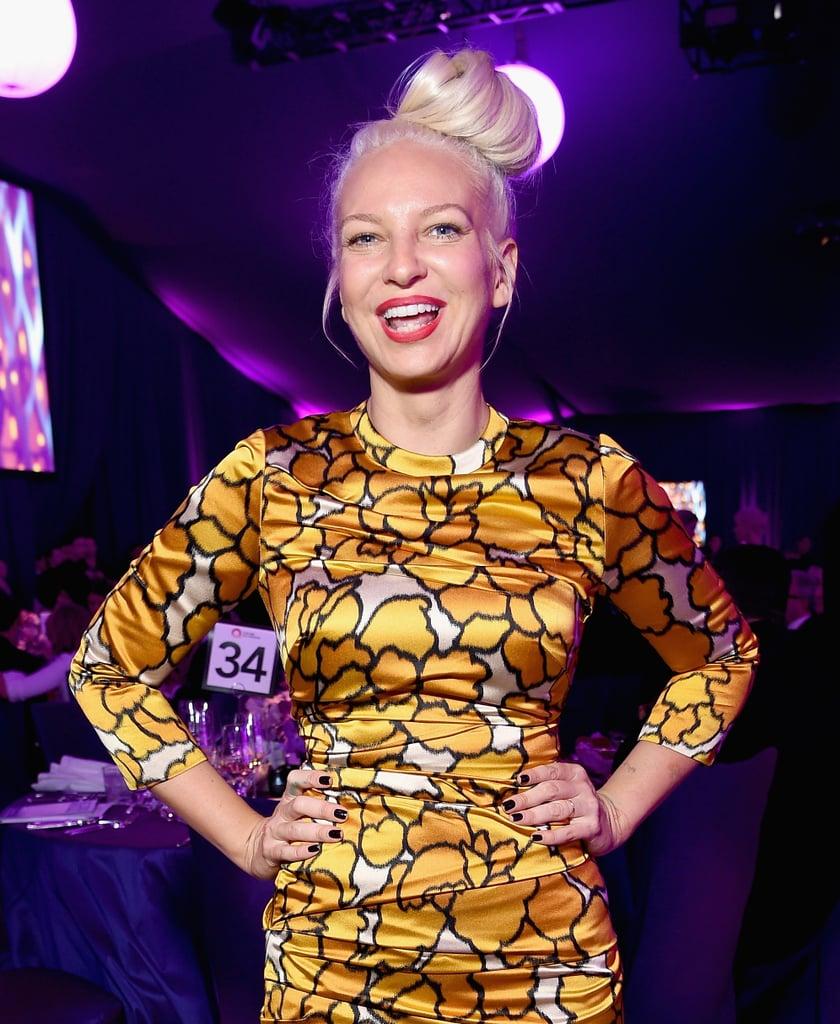 Sia S Face Is Revealed Popsugar Beauty