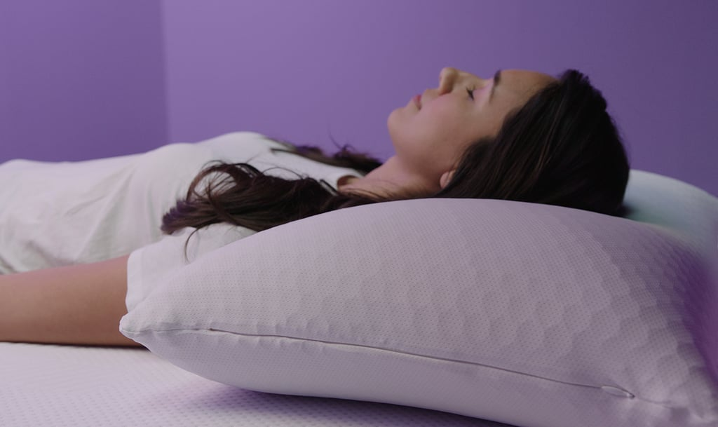 Purple Best Latex Pillow