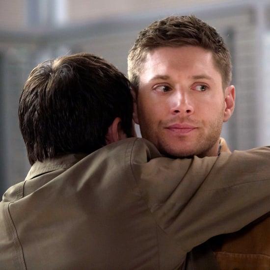 Dean and Castiel Supernatural GIFs