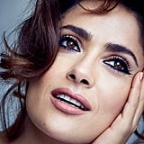 Salma Hayek Allure Magazine Cover August 2015