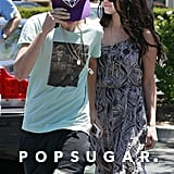 Selena Gomez and Justin Bieber Pictures on Movie Date