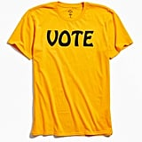 "UO Community Cares + I Am a Voter ""Vote"" Tee"