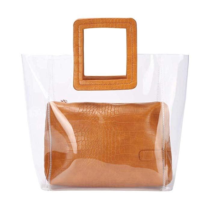 Lophorina Clear Tote Bag