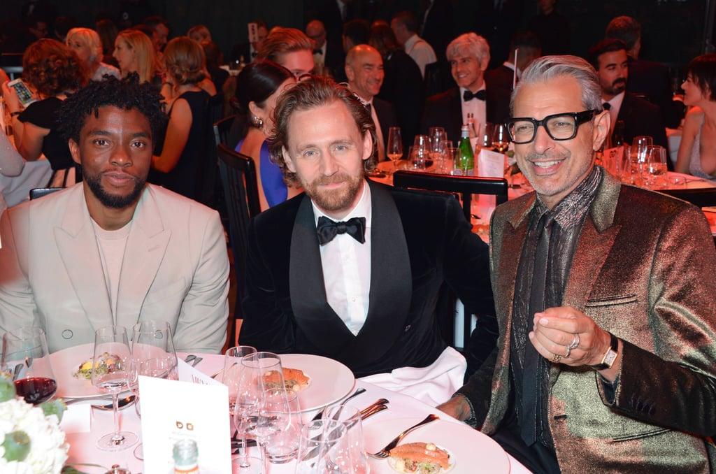 Marvel Cast at GQ Men of the Year Awards September 2018