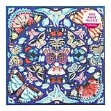Mudpuppy Kaleidoscope Butterflies 500 Piece Puzzle