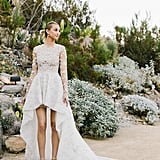 The Bottom of Whitney Port's Wedding Gown Was Totally Unexpected — in a Good Way
