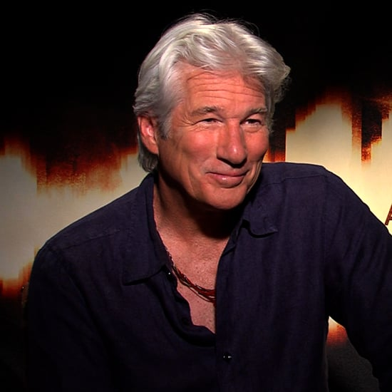 Richard Gere Arbitrage Interview Video Popsugar Celebrity