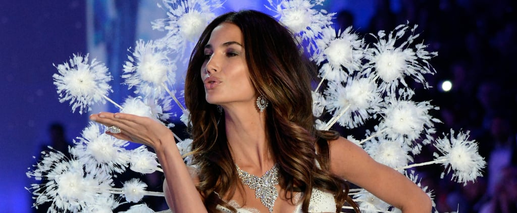 9 of Lily Aldridge's Sexiest Victoria's Secret Lingerie Moments