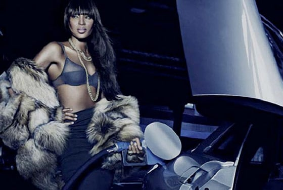 Freaky or Fabulous: Naomi Campbell for Dennis Basso