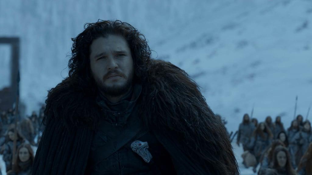 Jon Snow, a Free Man