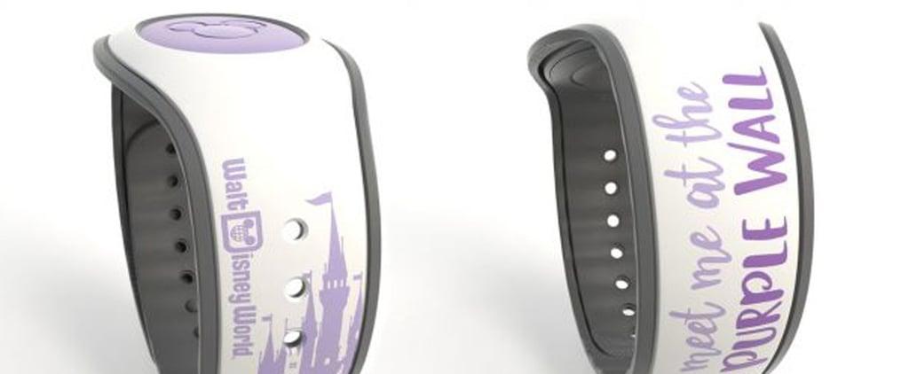 Disney Purple Wall MagicBand