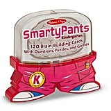 For 5-Year-Olds: Melissa & Doug Smarty Pants Kindergarten Card Set