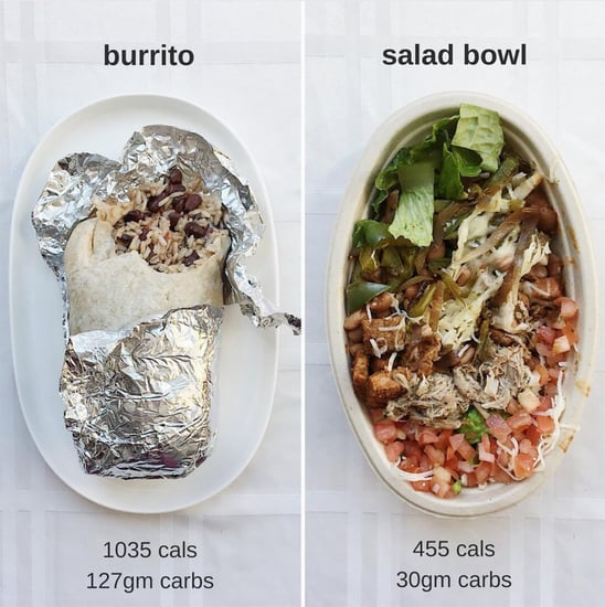 How to Save Calories at Chipotle