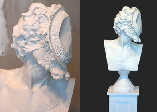 Would You Put This Bust in Your Home?