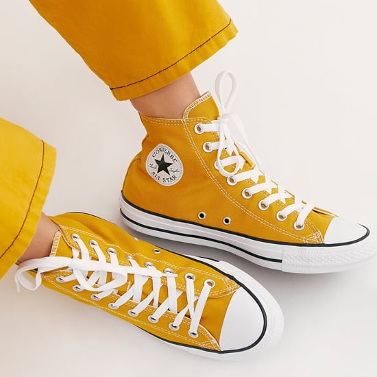 Pumpkin Spice Orange Sneakers Are the Shoe Trend of Fall