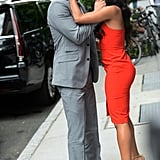 When They Couldn't Keep Their Hands Off Each Other in the Streets of NYC