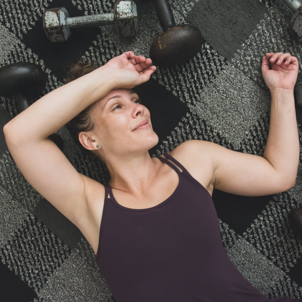 Dumbbell Workouts Popsugar Celebrity Weight Training For Women Circuit Workout