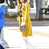Jennifer Lopez Shines Bright For American Idol's Hollywood Week Auditions