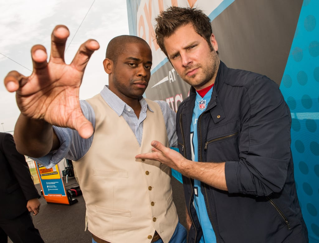 "It's been six years since USA Network's Psych went off the air, but the friendship between the show's stars James Roday and Dulé Hill is as strong as ever. In fact, sometimes it's hard to tell where James and Dulé end and their characters Shawn Spencer and Burton Guster begin. This is evident by their witty banter in nearly ever interview they've done together. Over the years, the actors have formed a strong bond, with Dulé often calling James his ""brother"" on social media and James being a groomsman at Dulé and Jazmyn Simon's 2018 wedding. As to why their friendship as Shawn and Gus is so believable, Dulé told The Futon Critic, ""we vibe very well off-camera and that helps with the chemistry onscreen, in that we both like to have a good time, crack jokes, and sing songs from the '80s, and that helps us . . . keep things in tune on-screen."" With the release of Psych 2: Lassie Come Home on Peacock on July 15, we couldn't help but reminisce over some of the duo's best moments over the years ahead.       Related:                                                                                                           Hungering For More Whodunits After Knives Out? Check Out These 19 TV Shows and Movies"