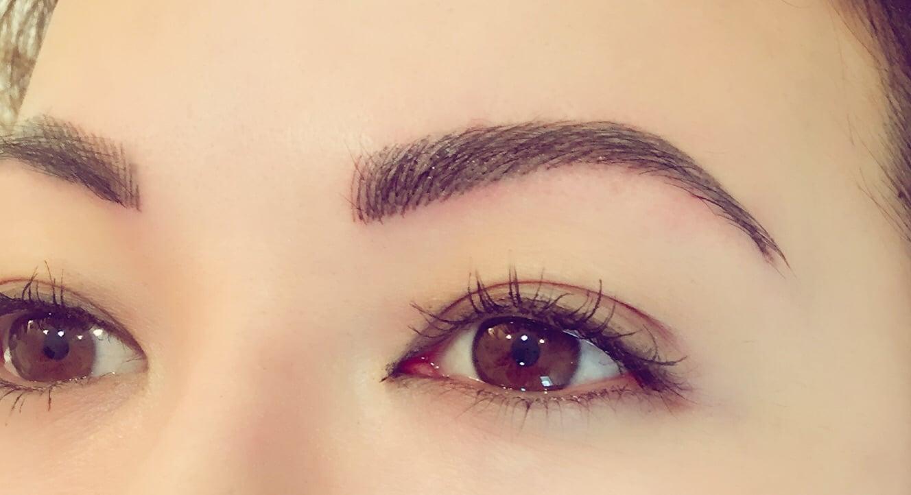 Review Patricia Kerr Microblading Eyebrows In Dubai Popsugar