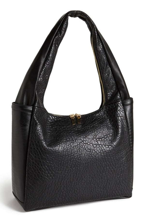 French Connection Zip Code Hobo ($118)