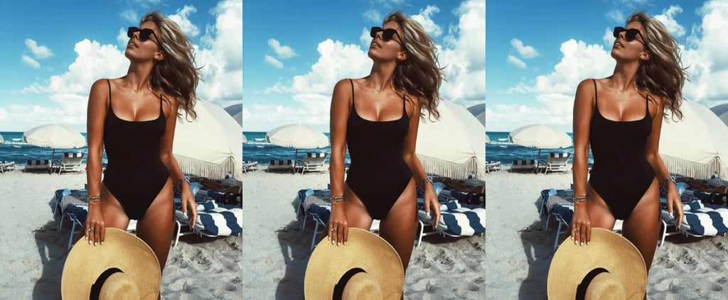 Found: 10 Black One-Pieces For the Minimalist