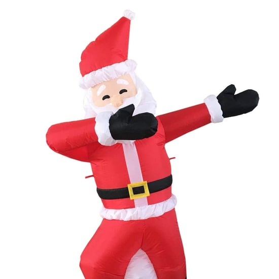 Amazon's Selling a Dabbing Santa Inflatable Lawn Decoration
