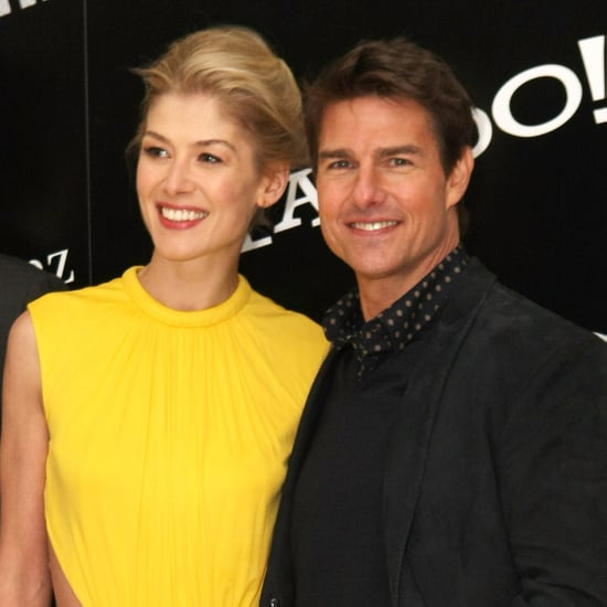 Tom Cruise at Stockholm Jack Reacher Premiere | Pictures