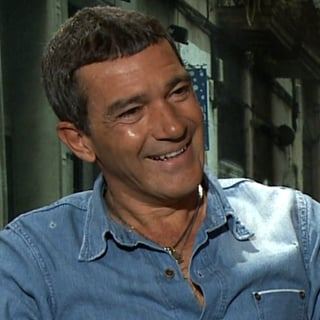 Video: Antonio Banderas Interview on Haywire