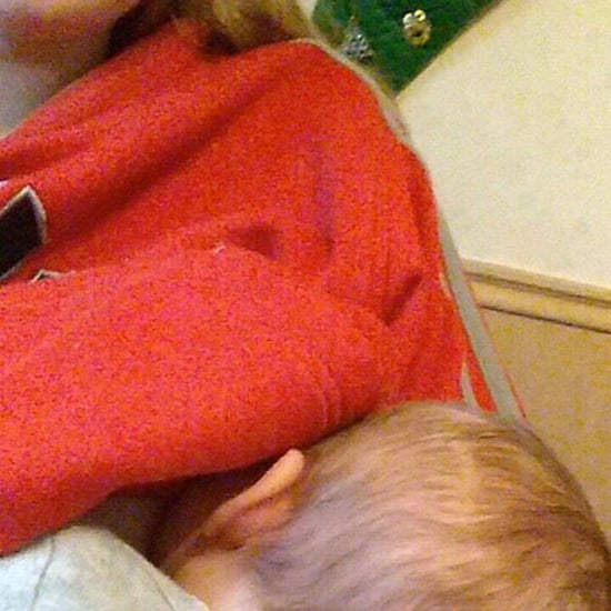 Mom Shamed For Breastfeeding by Her Own Mother