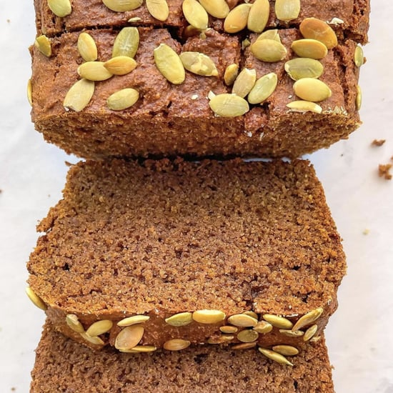 Starbucks-Inspired Pumpkin Loaf Recipe with Almond Butter