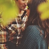 Share an Intimate Moment in the Foliage