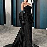 Nicole Richie at the Vanity Fair Oscars Afterparty 2020
