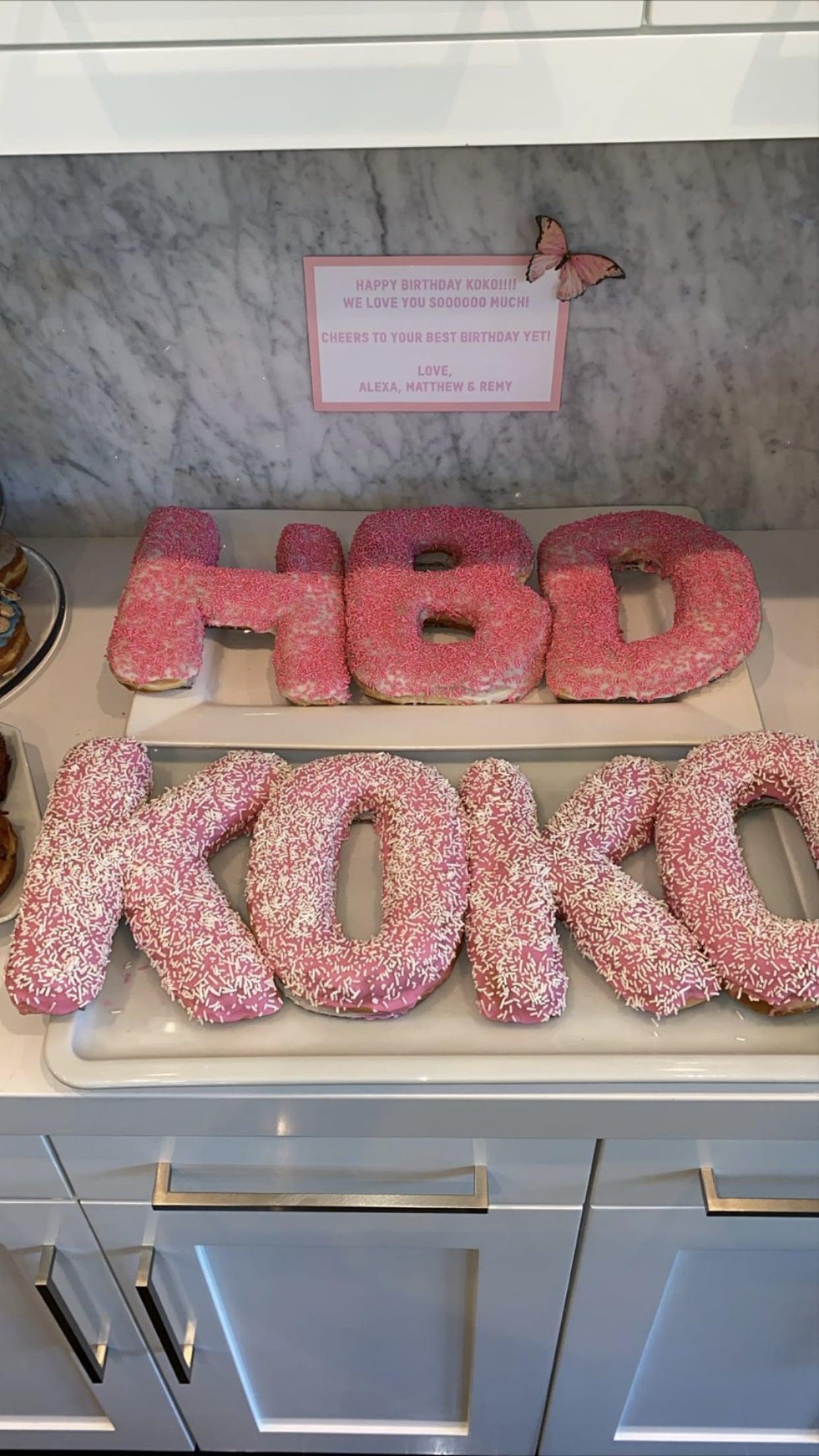 Khloé Kardashian Celebrates 36th Birthday | Photos | POPSUGAR ...
