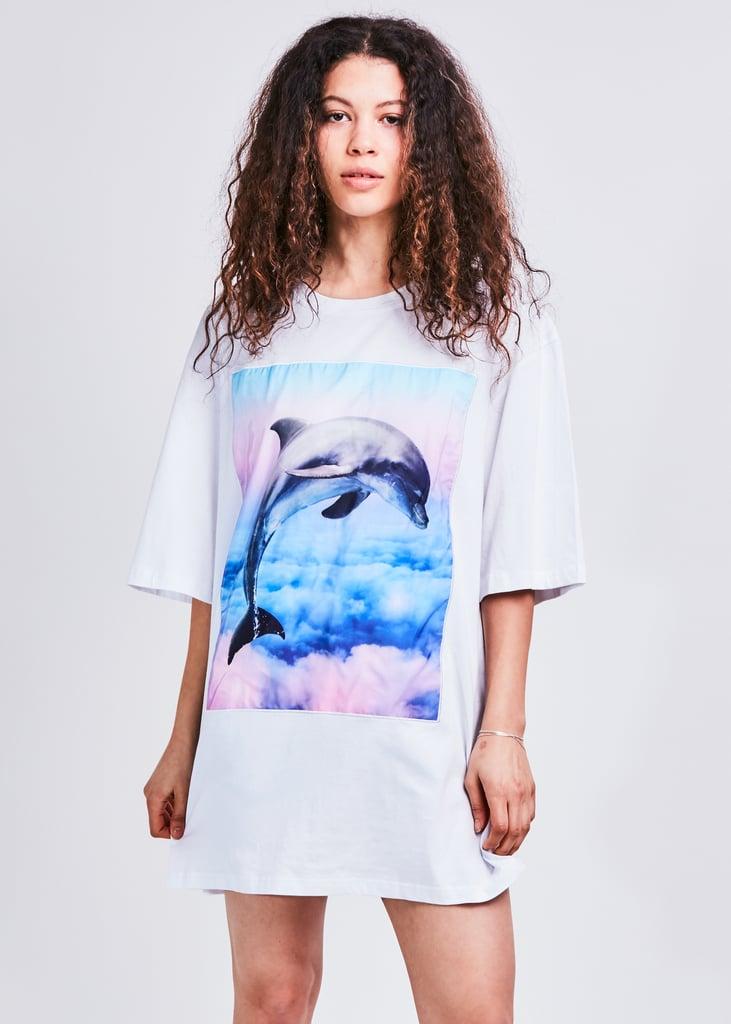 Dolphin Tee